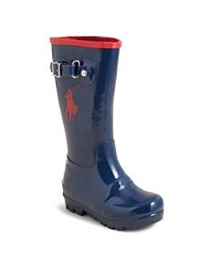 Polo Ralph Lauren Girls' Ralph Rain Boots - Walker, Toddler - Bloomingdale's_0