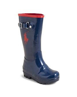 Ralph Lauren - Girls' Ralph Rain Boots - Walker, Toddler