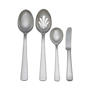 Reed & Barton Silver Echo 4-Piece Hostess Set