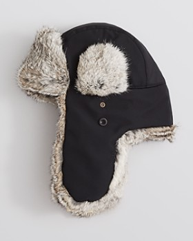 The Men s Store at Bloomingdale s - Ultratech Fur-Lined Bomber Hat - 100%  Exclusive 2437bc1f167