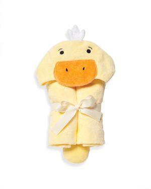 Elegant Baby Infant Unisex Ducky Baby Bath Wrap thumbnail