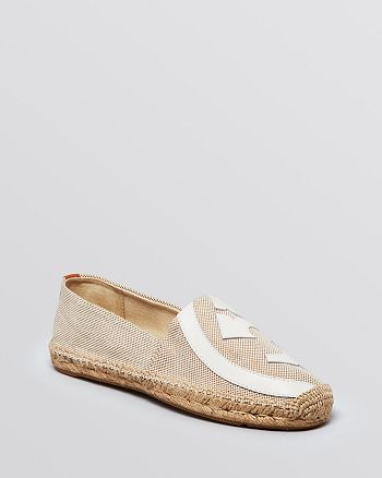 220efa655 Tory Burch Espadrille Flats - Lonnie | Bloomingdale's