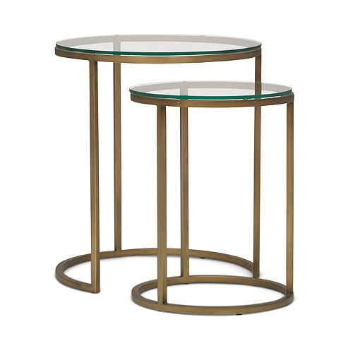 Mitchell Gold Bob Williams - Bassey Accent Table