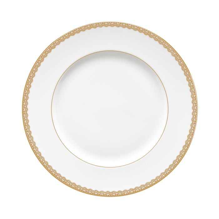 Waterford - Lismore Lace Platinum Dinner Plate