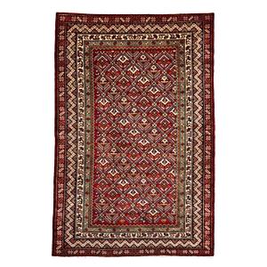 Shirvan Collection Oriental Rug, 4'1 x 64