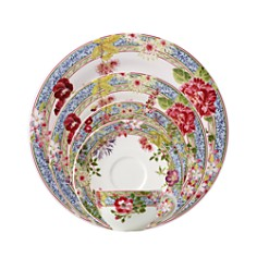 Gien France - Millefleurs 5-Piece Place Setting