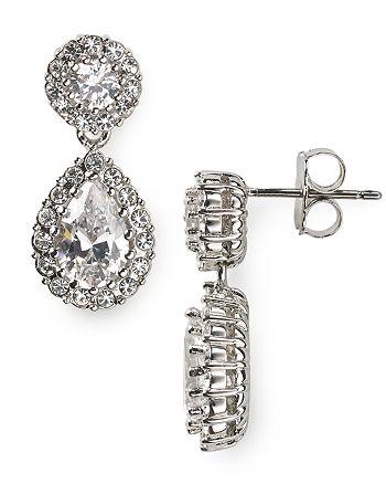 Nadri - Pear Drop Earrings