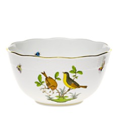 Herend Rothschild Bird Multi-Color Round Bowl - Bloomingdale's_0