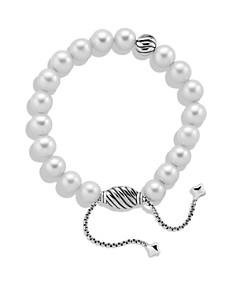 David Yurman - Spiritual Beads Bracelet with Pearls