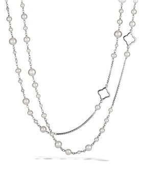 David Yurman - Pearl Chain Necklace
