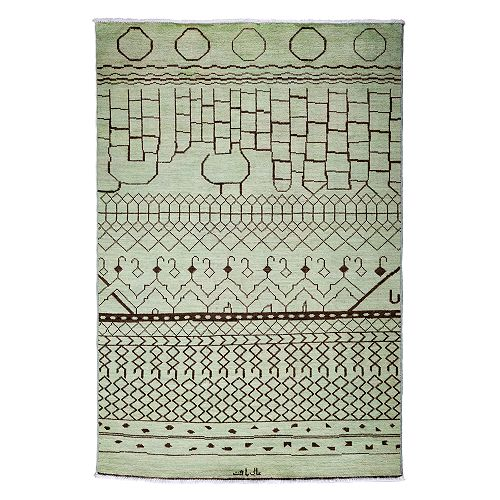 Bloomingdale's - Vibrance Collection Oriental Rug, 6' x 9'