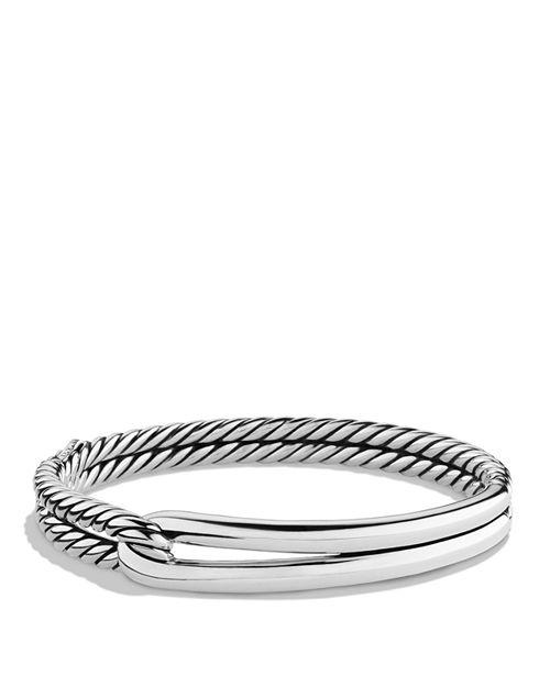 David Yurman - Labyrinth Single-Loop Bracelet