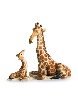 Franz Collection - Endless Beauty Giraffe Baby Figurine