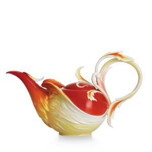 Franz Collection Phoenix in Flight Teapot