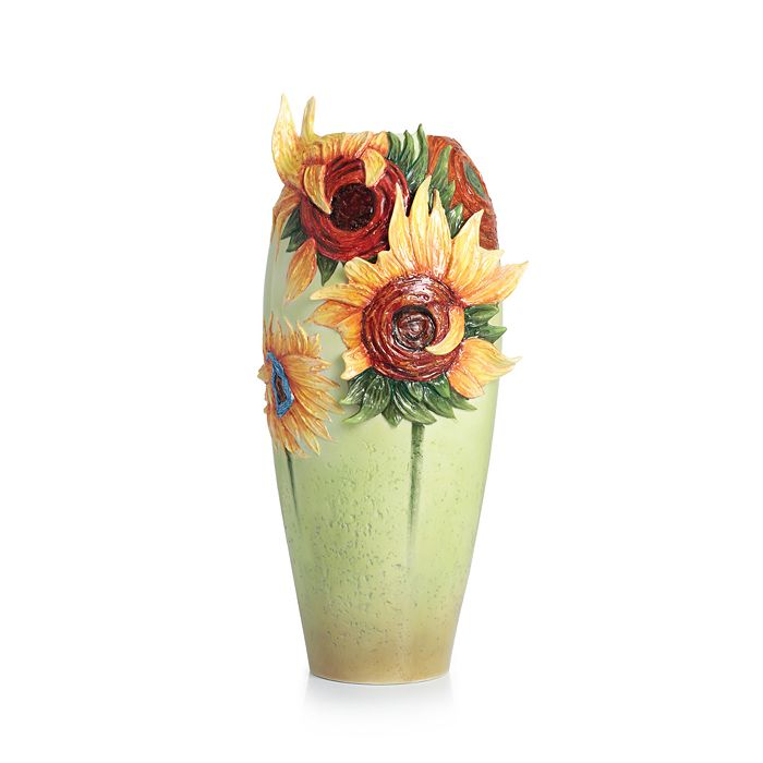 Franz Collection - Van Gogh Sunflowers Large Vase