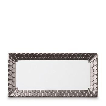 "L'Objet - Aegean Rectangular Platter, 15.5' x 7.5"""