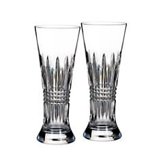 Waterford Lismore Diamond Pilsner Glass, Set of 2 - Bloomingdale's Registry_0