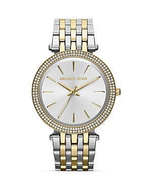 Michael Kors Darci Glitz Watch, 39mm