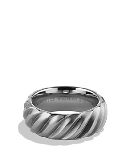David Yurman - Modern Cable Band Ring