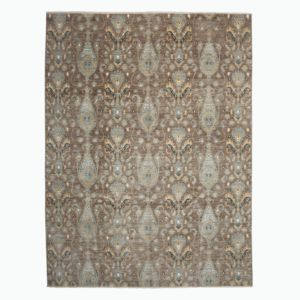 Ikat Collection Oriental Rug, 9'1 x 12'1 1000484