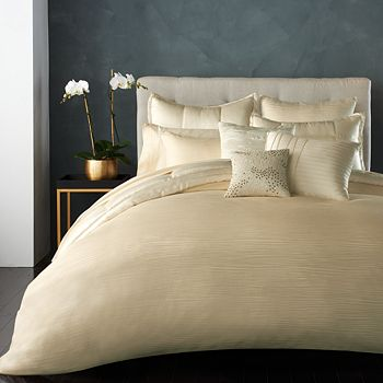 Donna Karan - Reflection Ivory Duvet Covers