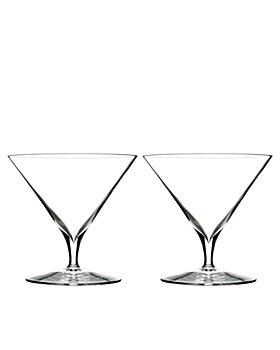 Waterford - Elegance Martini Glass, Pair