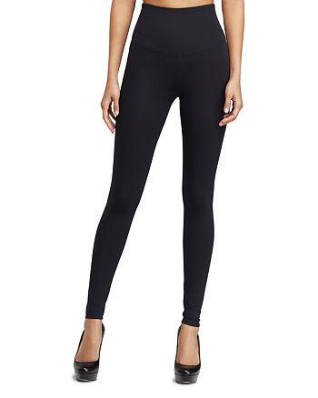 ec327d9978e903 Yummie Rachel Compact Cotton Leggings | Bloomingdale's