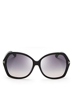 Tom Ford Women\\\'s Carola Oversized Sunglasses, 60mm-Jewelry & Accessories