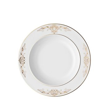Versace - Medusa Gala Rimmed Soup Bowl