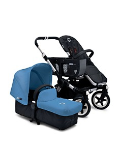 Bugaboo - Donkey Tailored Fabric Set with Extendable Sun Canopy
