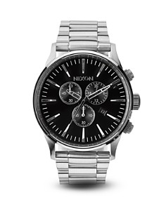 Nixon The Sentry Chrono Watch, 42mm - Bloomingdale's_0