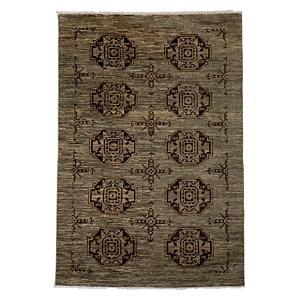 Adina Collection Oriental Rug, 4' x 5'10