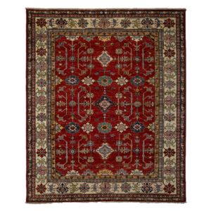 Mojave Collection Oriental Rug, 6'7 x 8'