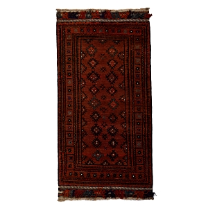 Kuchis Collection Oriental Rug, 4'3 x 8'3