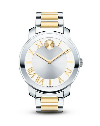 Movado BOLD - Luxe Stainless Steel Watch, 39mm
