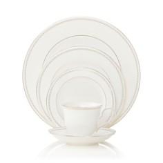 """Lenox """"Pearl"""" Dinnerware, Platinum - Bloomingdale's_0"""