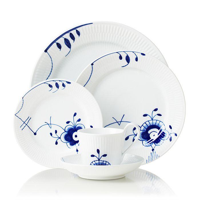 Royal Copenhagen - Blue Fluted Mega
