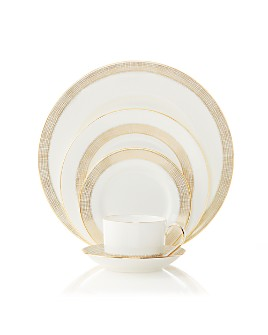 Wedgwood - Gilded Weave Dinnerware Collection