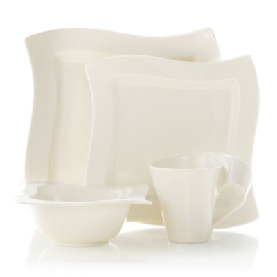 Villeroy u0026 Boch New Wave Dinnerware | Bloomingdale\u0027s. Villeroy Boch New Wave Dinnerware Bloomingdale S  sc 1 st  Best Image Engine & Outstanding Rectangular Wave Dinner Plates Images - Best Image ...