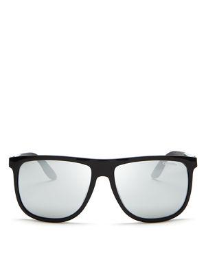 Carrera Mirrored Sunglasses, 58mm