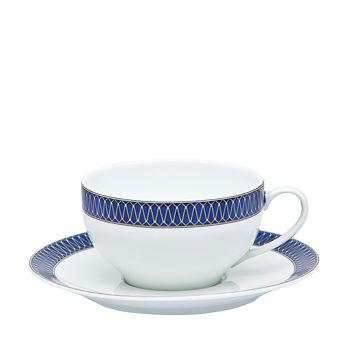 Royal Limoges - White Star Teacup