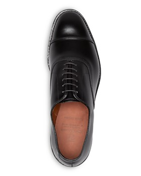 Allen Edmonds - Park Avenue Cap Toe Oxfords