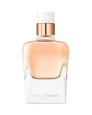 HERMES Jour d'Hermes Absolu Eau de Parfum 2.8 oz.