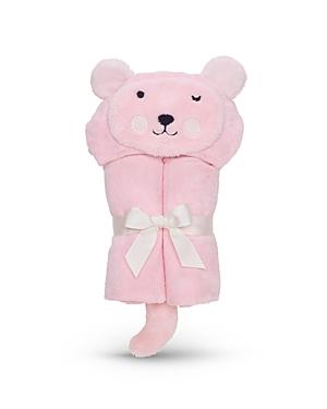 Elegant Baby Infant Girls' Bear Bath Wrap