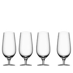 Orrefors Beer Collection Lager Glass, Set of 4 - Bloomingdale's Registry_0