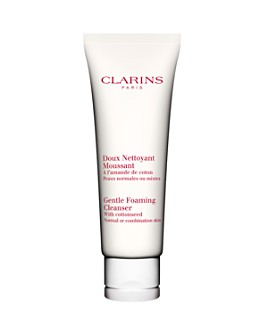 Clarins - Gentle Foaming Cleanser for Normal & Combination Skin 4.4 oz.