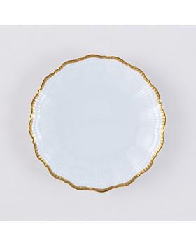 Medard de Noblat - Corail Or Dessert Plate