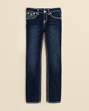 True Religion Boys' Ricky Super T Jeans - Sizes 8-20