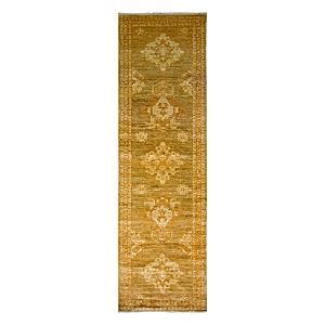 Oushak Collection Oriental Rug, 2'7 x 9'8