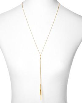 "Gorjana - Mave Lariat Necklace, 18.5"""